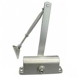 KD 45 S Дверной доводчик /серебро/ морозост.