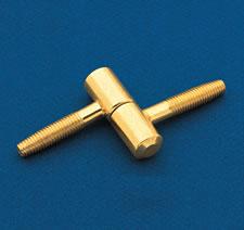 Петля ввертная  20-13х44 -М никель  AMIG  только упак. 160 шт.