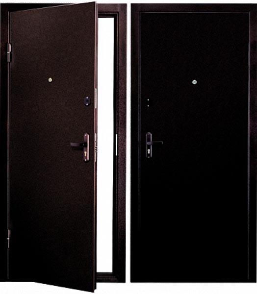 Входные двери Valberg Мастер-2 (МЕТ.-МЕТ.)