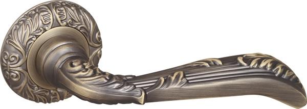 Ручки на розетке FUARO BOHEMIA SM