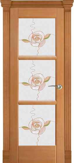Межкомнатные двери Рубикон