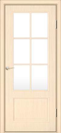 Межкомнатная дверь модельного ряда Ретро «Тип 105ДФП»