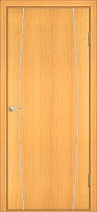 Межкомнатная дверь модельного ряда Флэт «Тип 1М6»