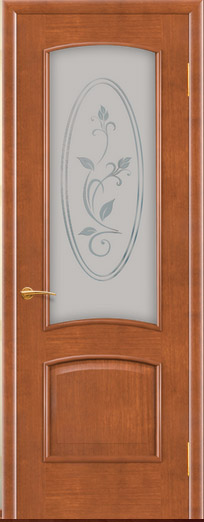 Межкомнатная дверь модельного ряда «Леон-М»