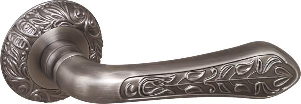 Ручки на розетке FUARO MONARCH SM