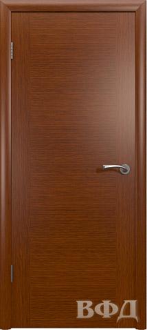 Межкомнатная дверь Рондо (Модель 8ДГ1, Карат), макоре