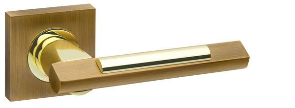 Ручки на розетке FUARO TANGO KM