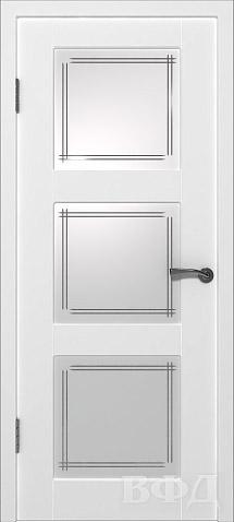 Межкомнатные двери Трио