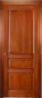 Межкомнатная дверь 21 Верона Итальянский орех