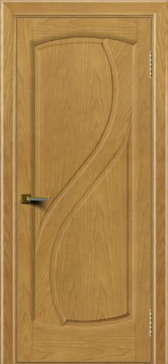 Межкомнатная дверь Лайндор  Новый стиль 2 глухая ясень золотистый тон 24