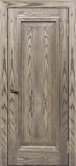 Межкомнатная дверь Лайндор  Валенсия глухая корица тон 39