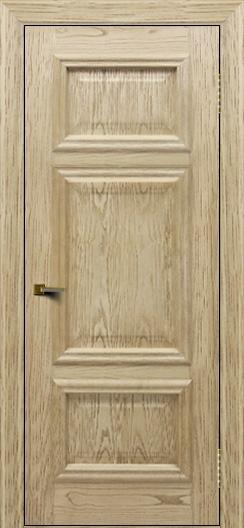 Межкомнатная дверь Лайндор  Грация глухая янтарь тон 40