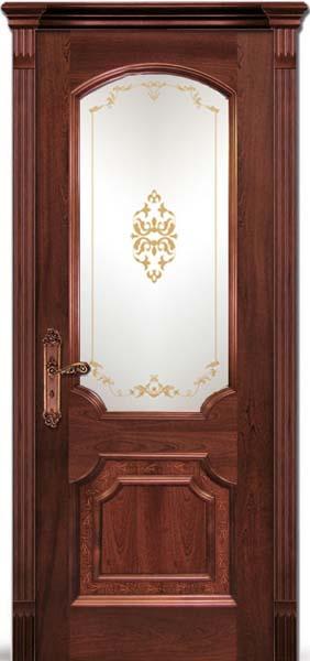 Межкомнатные двери Аленсо