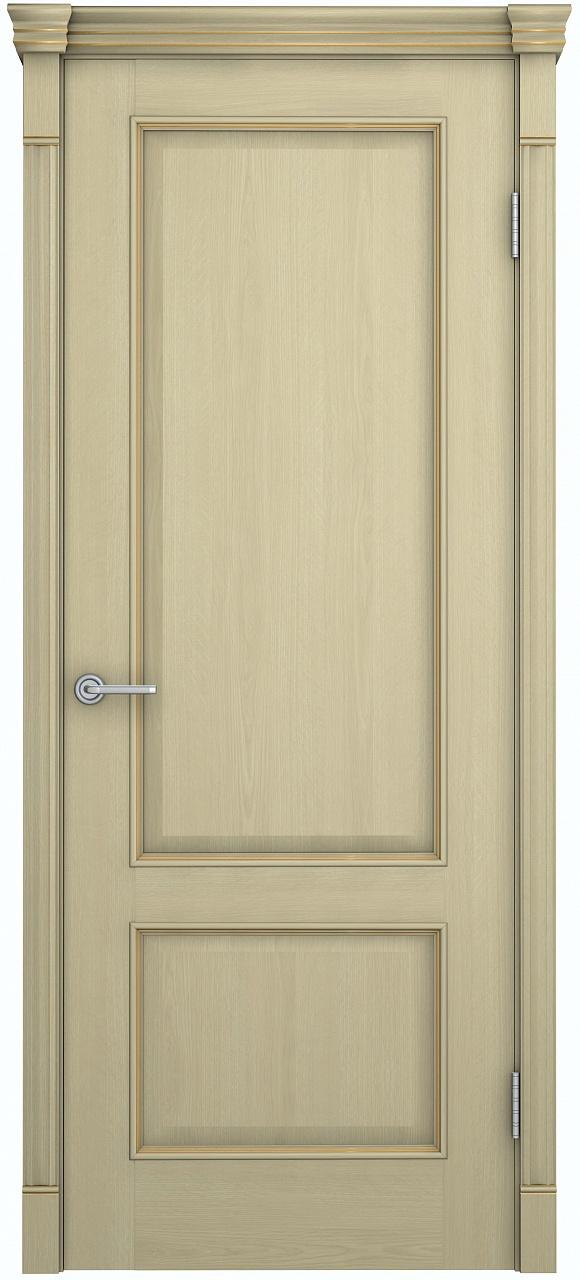 Межкомнатная дверь Шервуд Лондон глухая