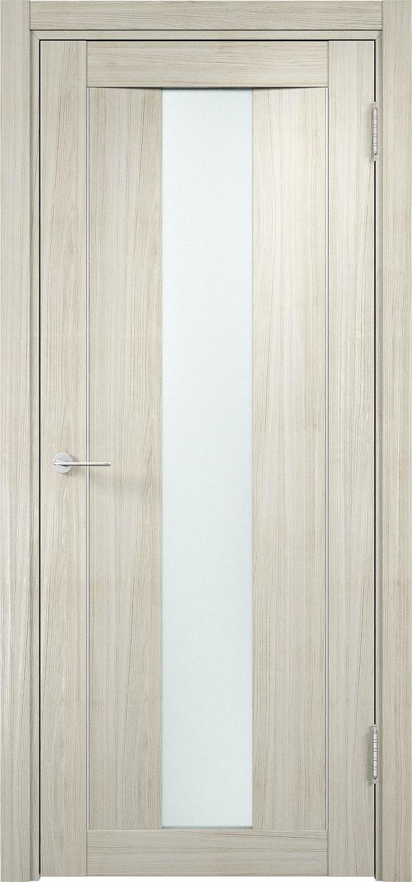 Межкомнатная дверь Сицилия 02 беленый дуб мелинга